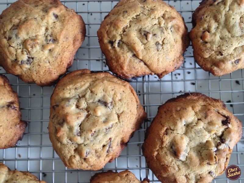"""Alyssa Shelasky's """"Apron Anxiety"""" and The Neiman Marcus Chocolate Chip Cookies"""