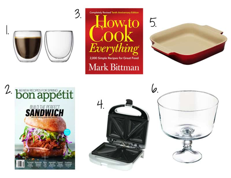 Holiday Gift Guide for Foodies and Cooks