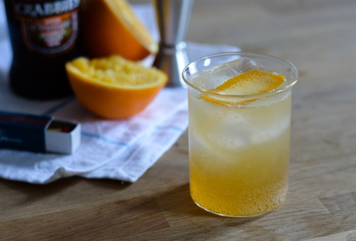 Orange Moscow Mule with Crabbie's Ginger Beer   The New Baguette
