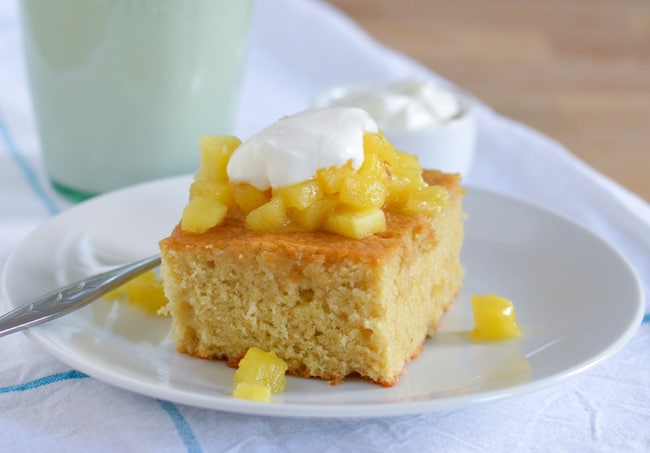 Pineapple Rum Cake Featuring Diplomatico Anejo Rum The New Baguette