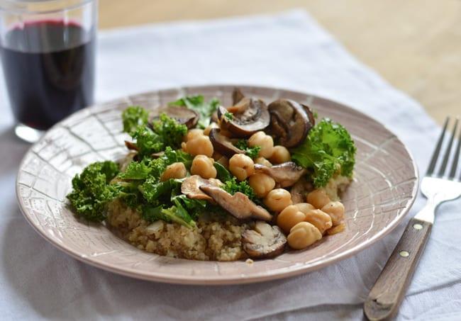 The Portlandia Cookbook + a bulgur bowl recipe