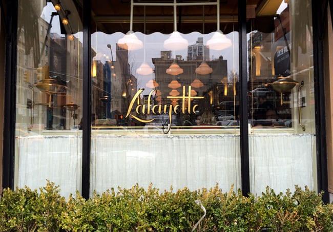 The epitome of brunch elegance at Lafayette