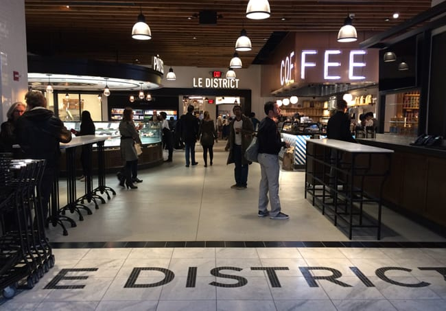 Le District: A French food lover's paradise in NYC
