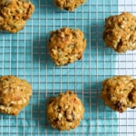 Carrot-oatmeal-cookies