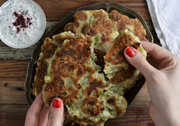Cooking from Cookbooks: Moldovan Lazy Flatbreads