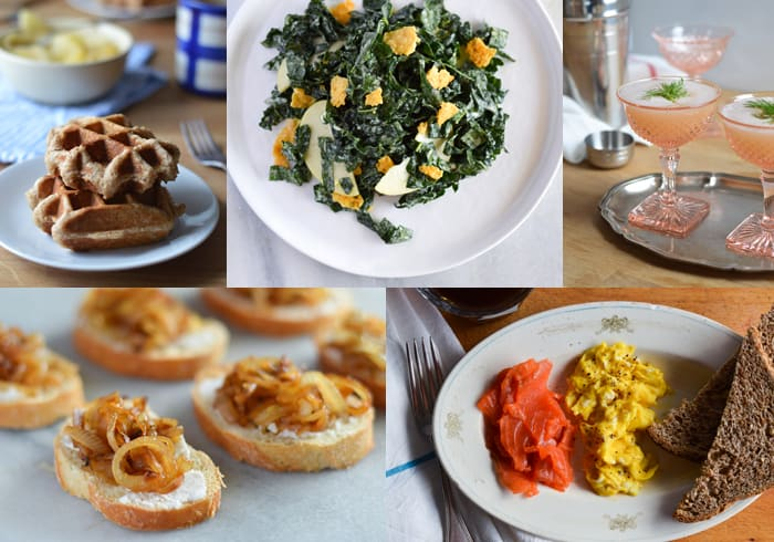 9 Recipes for Mother's Day Lunch