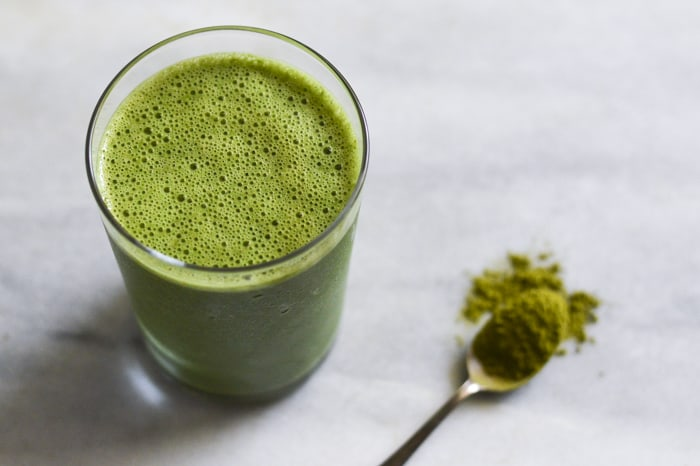 The Ultimate Green Smoothie | The New Baguette