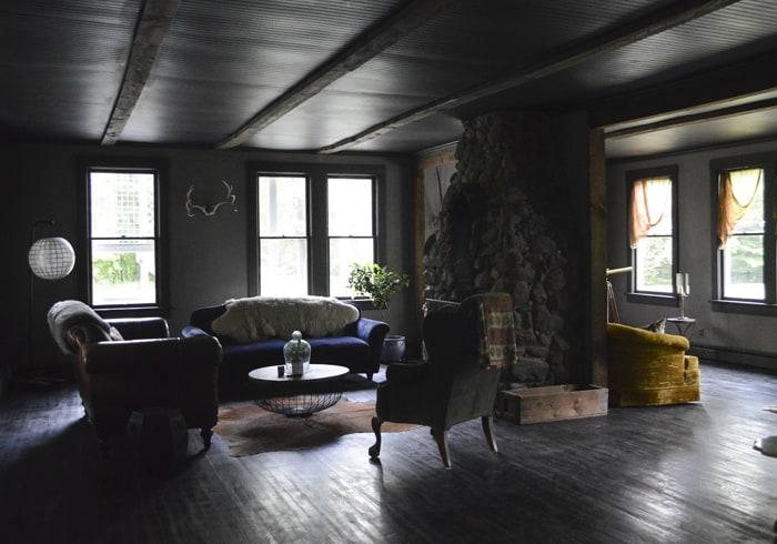 Foxfire Mountain House in the Catskills