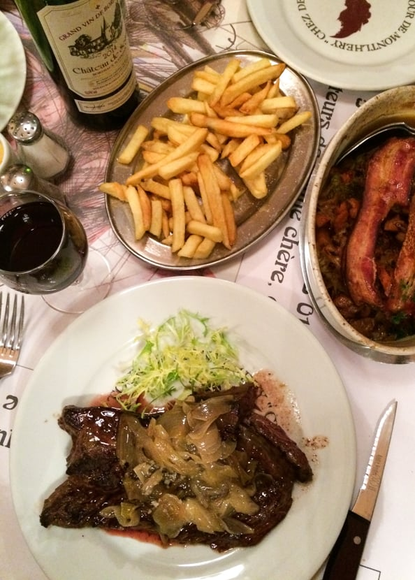 What It's Like to Dine at Chez Denise in Paris | The New Baguette