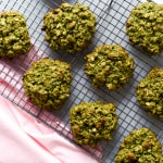 Matcha-Oatmeal Breakfast Cookies | The New Baguette