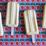 Mango Popsicles with Toasted Coconut | The New Baguette