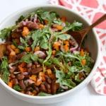 Warm-bean-salad-miso-dressing-4