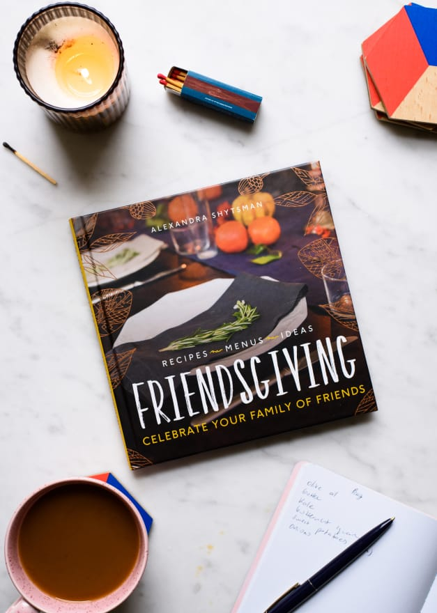 Friendsgiving, the cookbook   The New Baguette