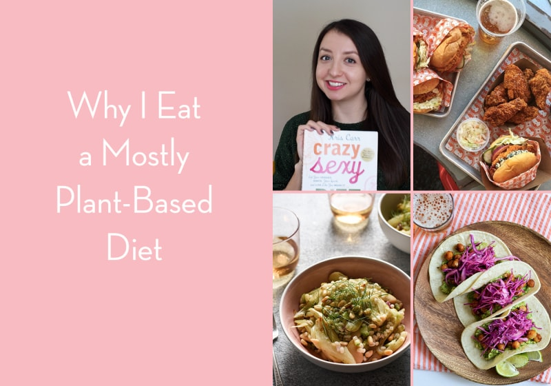 Video: Why I Eat a Mostly Plant-Based Diet