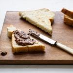 """Notella"" (4-Ingredient Chocolate Hazelnut Spread) | Vegan DIY Nutella | The New Baguette"