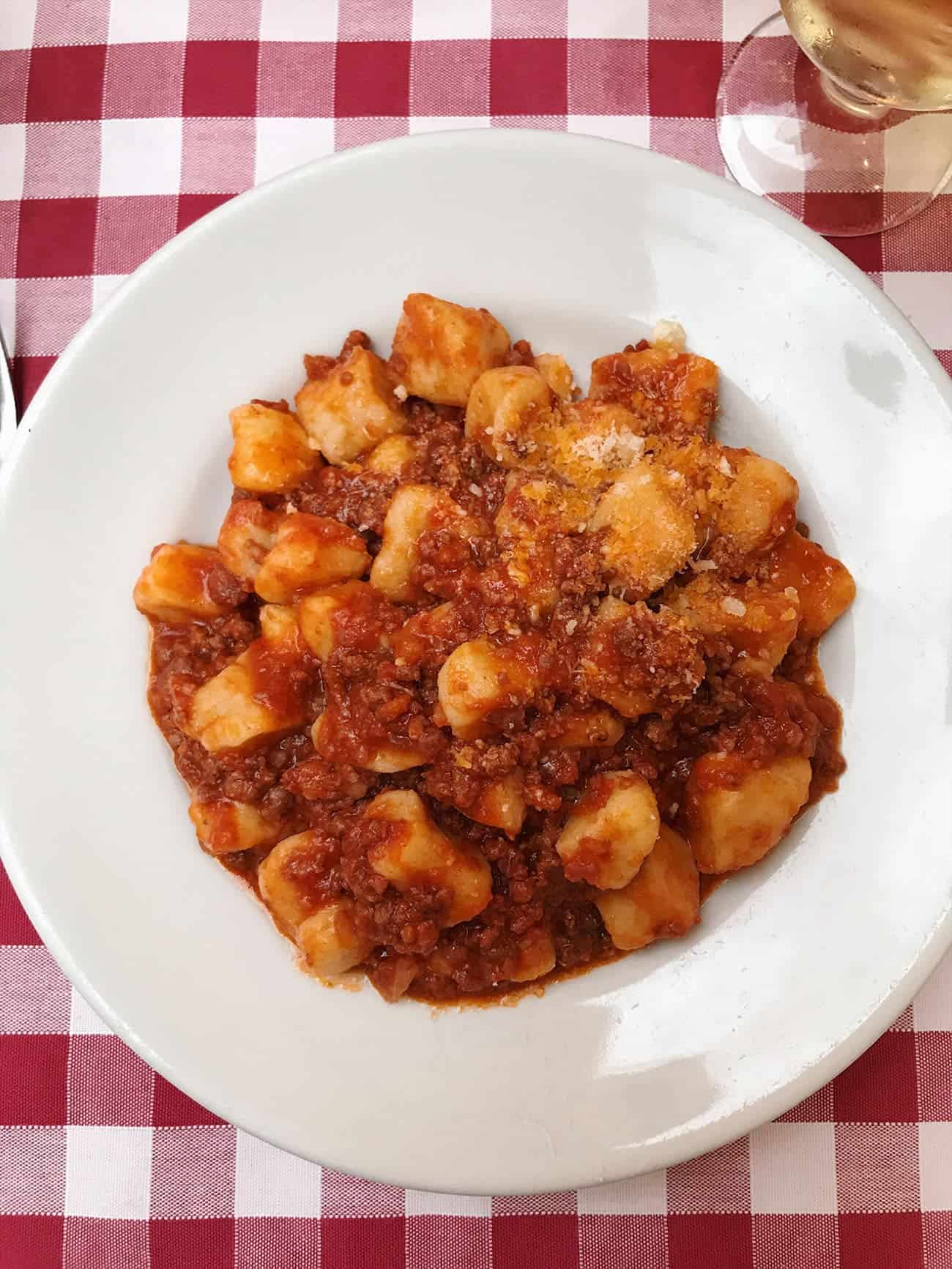 What to Eat in Rome: Recommendations for Pizza, Pasta & Gelato | Gnocchi al ragu in Rome