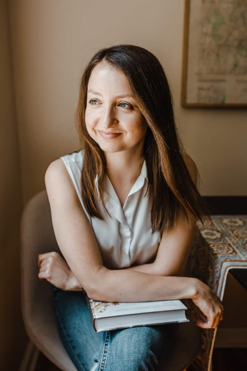 Food blogger Alexandra Shytsman