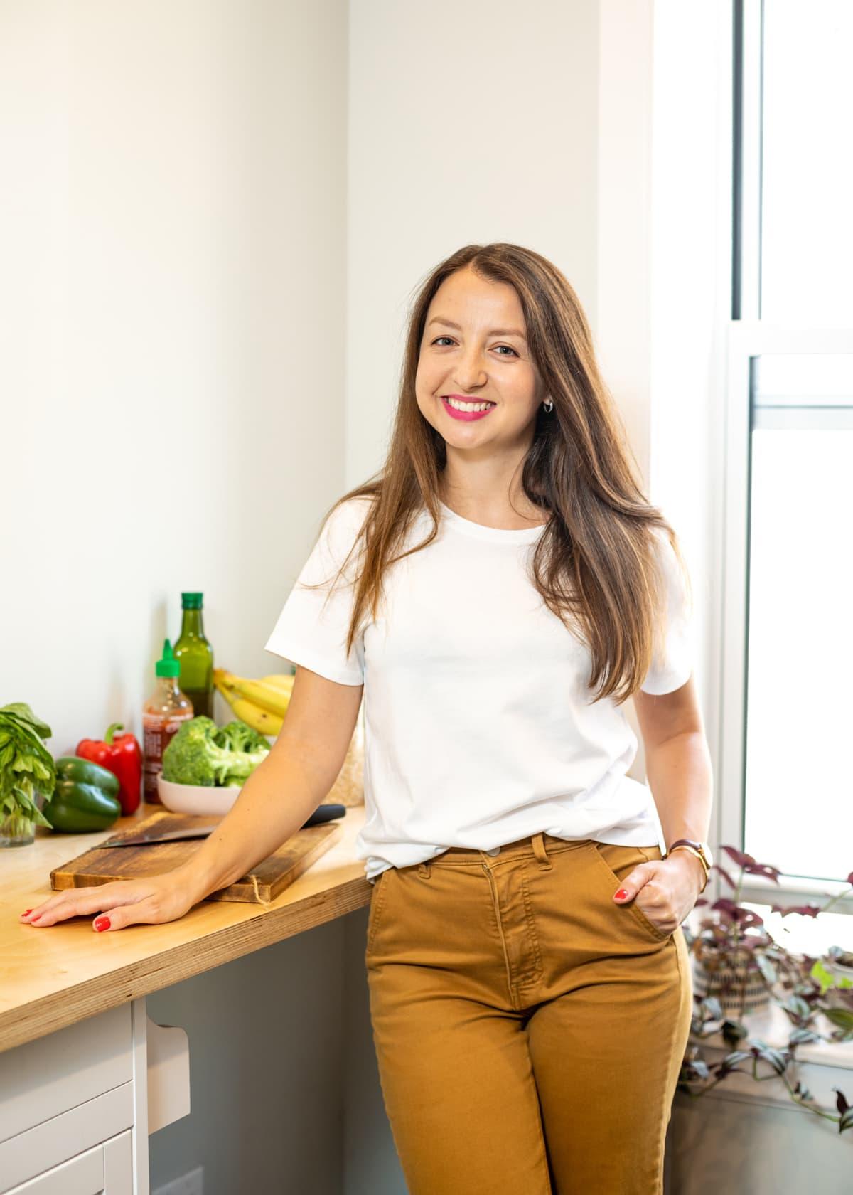 Alexandra Shytsman, creator of The New Baguette. Photo by Lanna Apisukh.
