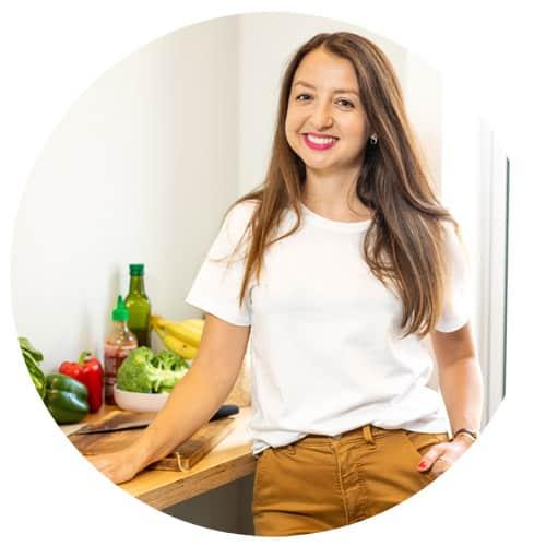 Alexandra Shytsman headshot - The New Baguette
